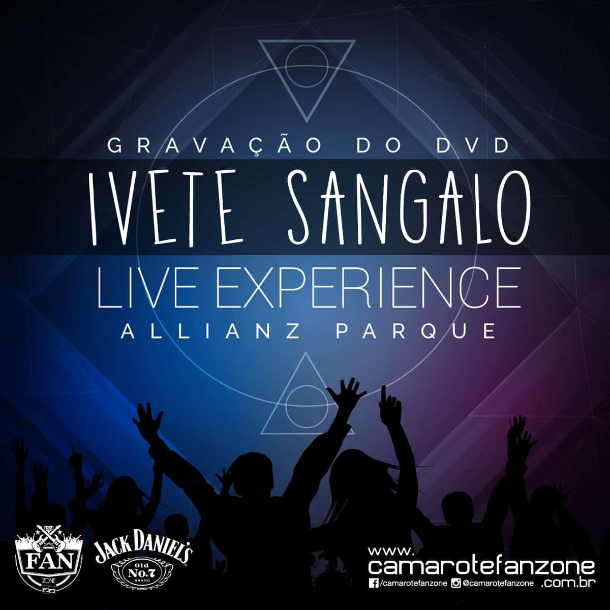 Ivete Sangalo no Allianz Parque